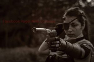 Venom Snake Cosplay - Metal Gear Solid V by milliub