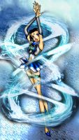 EDIT: Sailor Water Attacks by SailorDream