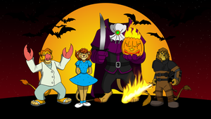 LKHFF Halloween 2014 by BennytheBeast