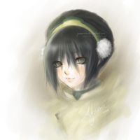 Avatar : Toph by Yume-Rie