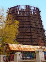 Cooling tower by saltov-man