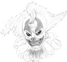 Jack the Clown by StefanVirgil
