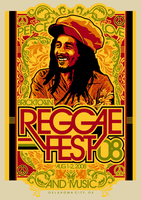 Reggae Festival by CreativeTrash