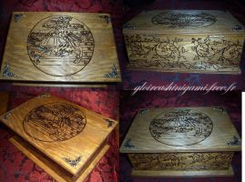 """Omnia vincit"" box by GreatShinigami"