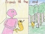 Friends till the end by BaconPancakes3012