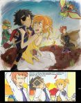 Pokemon- Dreaming in Class... by Back2Freestyle15