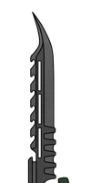 Fictional Knife 001 by CzechBiohazard