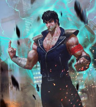 Fist of the North Star by I-GUYJIN-I