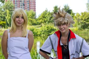 - Namine and Roxas - Warm Feelings by Flanna