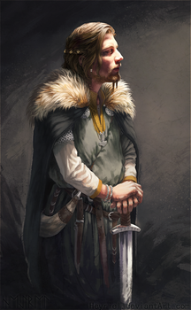 The King by Heyriel