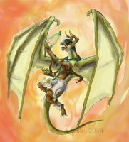 Day of the Dragon III: The Jewel of Bolas by Ageaus