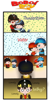 Boboiboy siblings story by octaviaair
