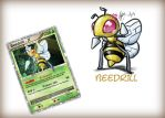 Beedrill by Shimochii