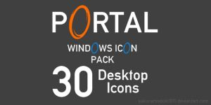 Portal Icons (for windows) by SakuraModoki1011