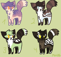 Adopt Sheet [CLOSED] by oOMintAdoptablesOo