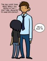 Really Tall People by Kaxen6
