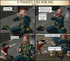 A Pirates Life for Me pg 5 by Swashbookler