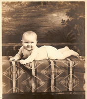 Baby Eleanor Ruth Cole by mouselady