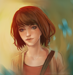 Life is strange by Nierix