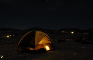 Death Valley Camping 1 by ajithrajeswari