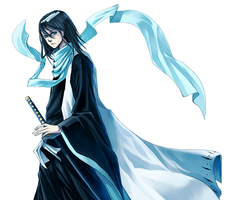 SW: Byakuya Kuchiki by silvair