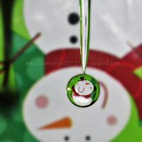 Happy Little Snowman by musicismylife10027