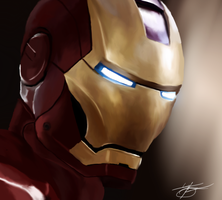 Iron Man by ArchXAngel20