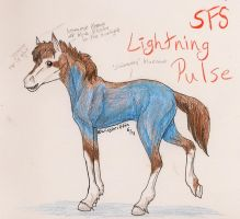 SFS Lightning Pulse by WildGriffin