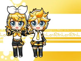 len x rin by Akage-no-Hime