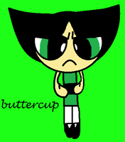 Buttercup From PPG by 4br1l