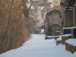 Old Graveyard way by MotherBlessing