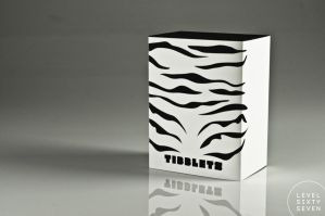 Tibbles the Tiger - Packaging Design I by level67