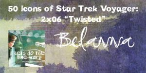 50 star Trek Voyager icons: Twisted by Belanna42