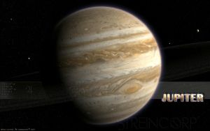 Great Jupiter by streincorp