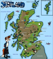 Welcome To Scotland by FreyFox