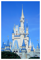 Cinderella's Castle 2010 by morphinetears36