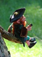 Seamus the Leprechaun 11 by Boggleboy