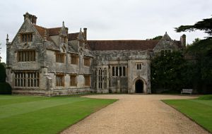 Athelhampton House 47 GothicBohemianStock by OghamMoon