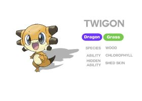 #211/061 Twigon by NachtBeirmann