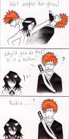 Rukia's Hidden Motive by nightshadevalentine
