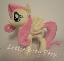 mlp Fluttershy (commission) by Little-Broy-Peep