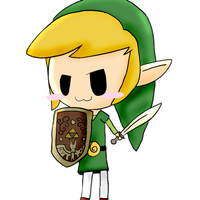 Link squishy by FriendlyPoe