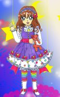 Prize: Lolita Lysette by Magical-Mama