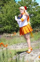 Super Sailor Venus by BellaHime