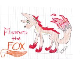 Flames COLOR REQUEST by HowlingValley
