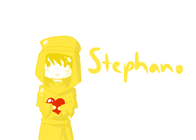 Chibi Stephano :3 by Steampunk-Assassin