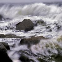 Tynemouth Storm 1 by hold-steady