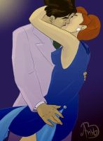 Give me your love - Anastasia and Dimitri by anya1916