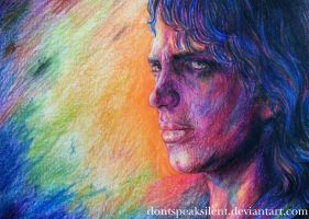 Colors of Pain - Anakin Skywalker by DontSpeakSilent