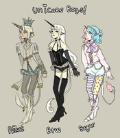 Unicorn Adopts {SOLD} by ccloudyy-adopts